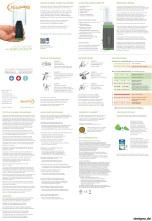 SteriPEN.de Adventure Opti Bedienungsanleitung Handbuch Anleitung Beschreibung User Manual